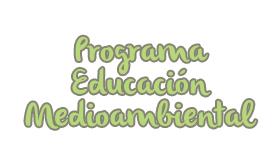 Programa Educación Medioambiental